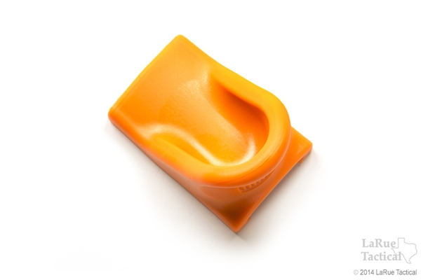 LaRue Tactical Blaze Orange HandStop 2-Piece Set