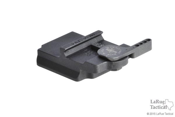 LaRue SPOTR LT666x06-ADP Tripod Adapter Mount QD