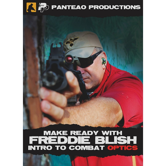 DVD/ Make Ready With Freddie Blish: Intro To Combat Optics