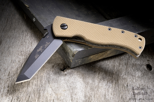 Emerson Knives CQC-7V, Afghan Tan