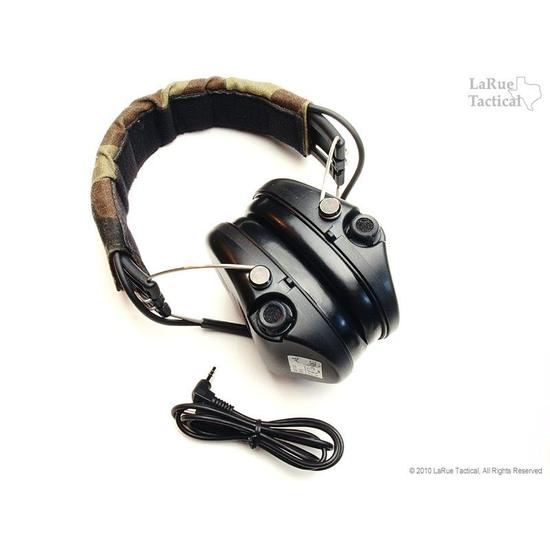 MSA Supreme Pro-X Ear Muff, Headband