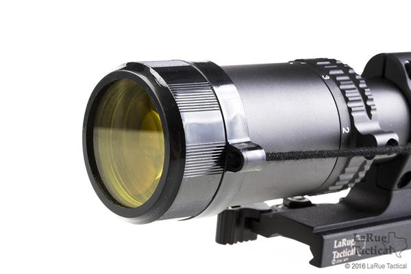 Trijicon AccuPower 1-4x24 Riflescope with LaRue QD Mount