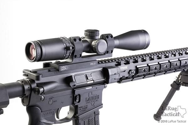Trijicon AccuPower 3-9x40 Riflescope with LaRue QD Mount