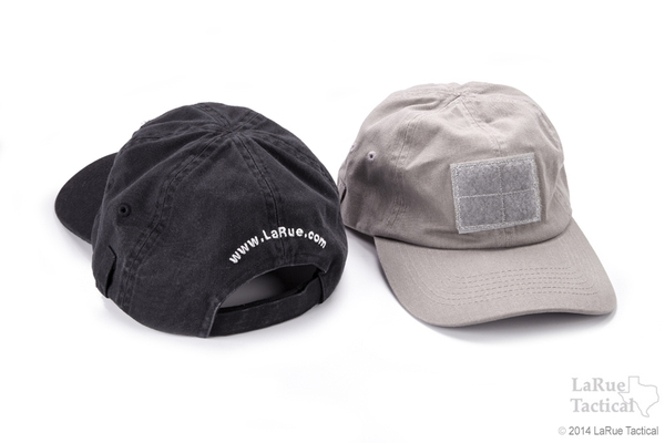 Hat / LaRue Tactical Cap with Velcro Patch Front