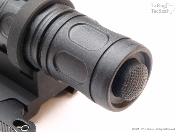 SureFire G2X Pro and LT707-1 In-Line QD Mount with 1.040 Rings