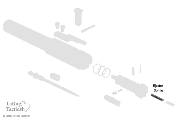 LaRue 7.62 Ejector Spring