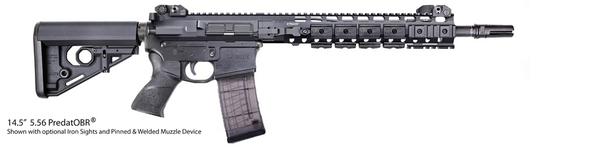 LaRue Tactical 14.5 Inch PredatOBR 5.56