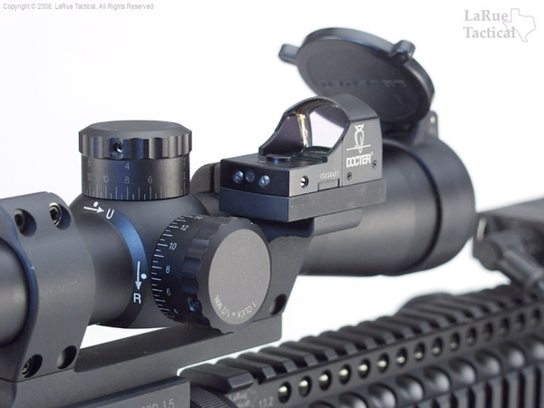LaRue Tactical J-Point / Dr. Optics / FastFire Attachment LT137