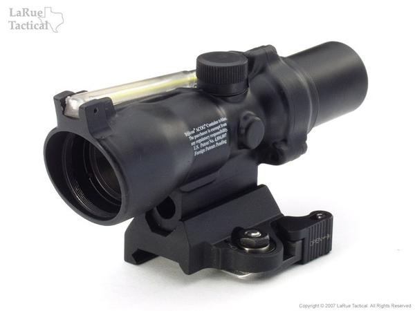 LaRue Tactical ACOG Compact Mount QD LT105