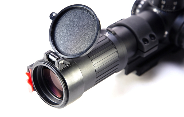 Leupold Mark 6 3-18x44mm w/ LaRue Tactical Mount