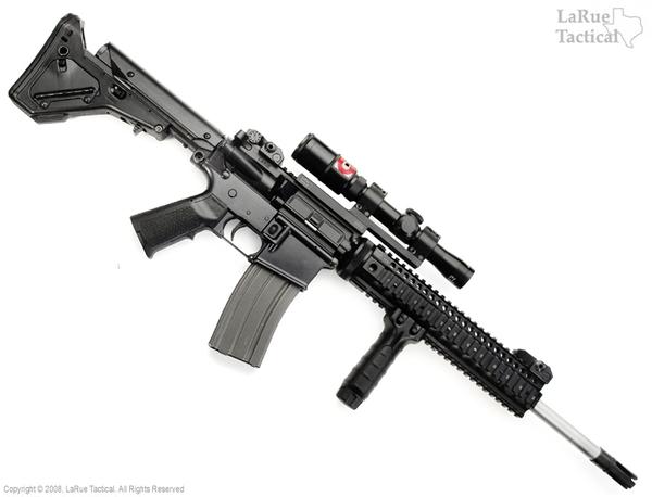 LaRue Tactical SPR-E LT139