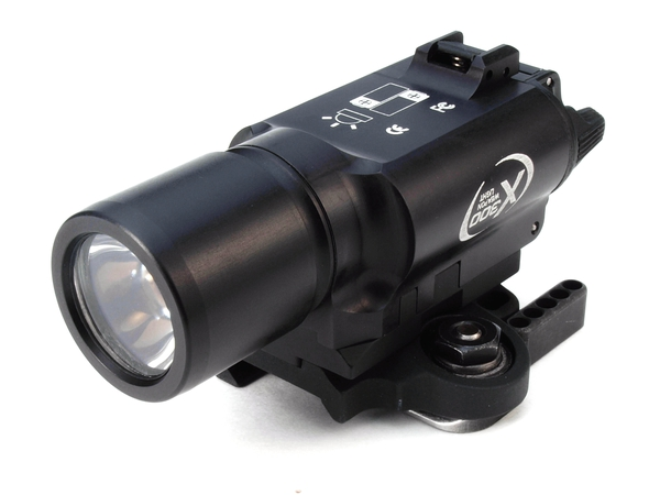LaRue Tactical QD Mount for Surefire X200/X300 Lights LT619