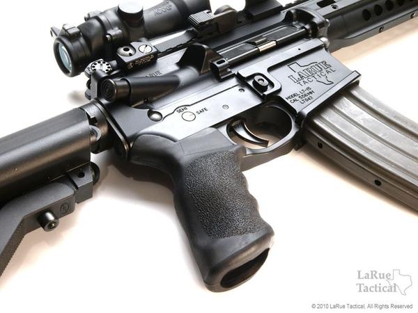 Ergo- AR15/M16 Tactical Deluxe SUREGRIP, Ambidextrous