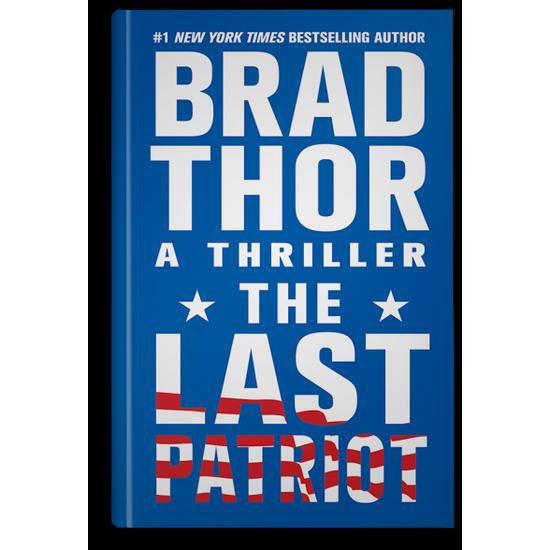 The Last Patriot by Brad Thor