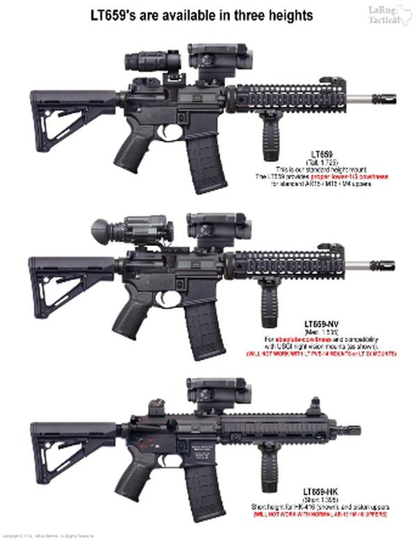 Aimpoint Comp M4 W Larue Tactical Qd Mount Larue Tactical