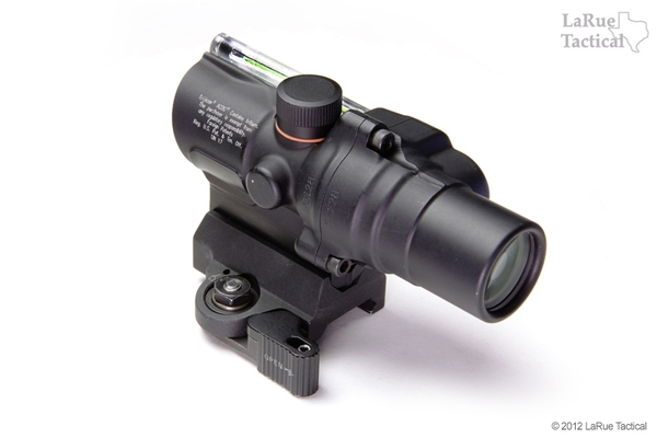 Trijicon 1.5x16 TA44 ACOG Scope and LT105 QD Mount