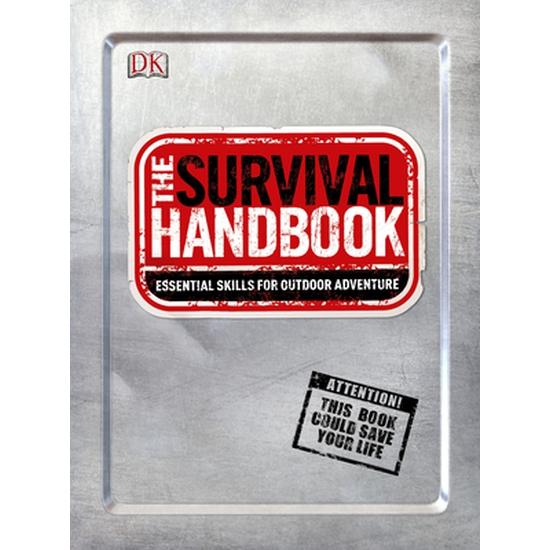Book - Survival - The Survival Handbook: Essential Skills for Outdoor Adventure