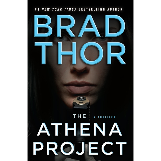 Book/ The Athena Project by Brad Thor