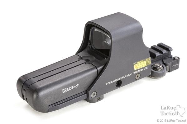 EOTech 552 w/ LaRue Tactical QD Mount LT110