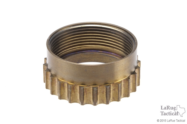 LaRue Barrel Nut for 7.62 OBR & PredatAR
