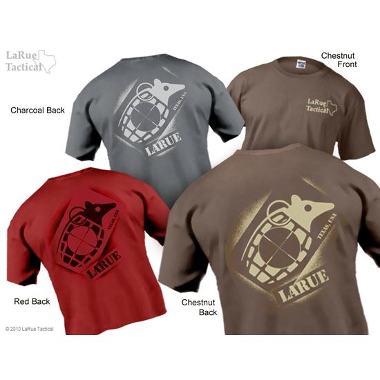 Dillo Grenade Shirts