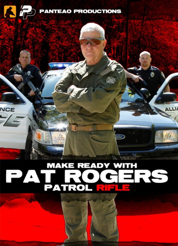 DVD/ Make Ready With Pat Rogers: Patrol Rifle