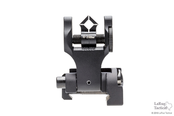 Troy Di-Optic Aperture Front & Rear Sight COMBO