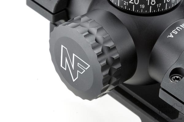 NightForce 4-16×42 ATACR F1 and QD Mount
