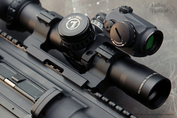 Aimpoint Micro T-1 Ring Mount, LT787