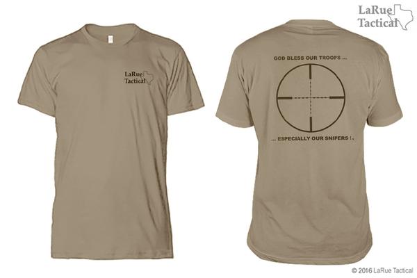 LaRue Tactical Fine Jersey T-Shirt