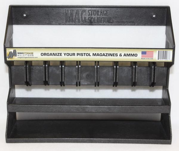 MagStorage Solutions Pistol Mag Holder