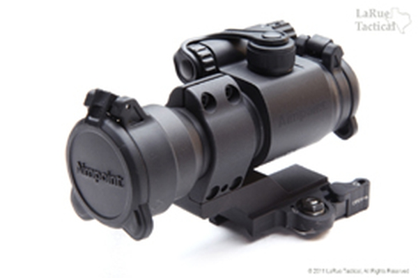 Aimpoint PRO Patrol Rifle Optic With Mount