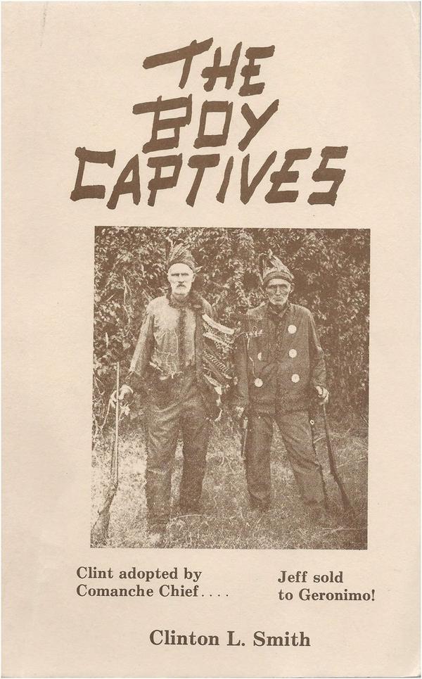 Book - The Boy Captives