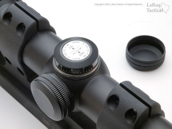 Trijicon Accupoint 3-9X40 Scope TR20-2G, Mil-Dot Crosshair and LT104-1 Mount