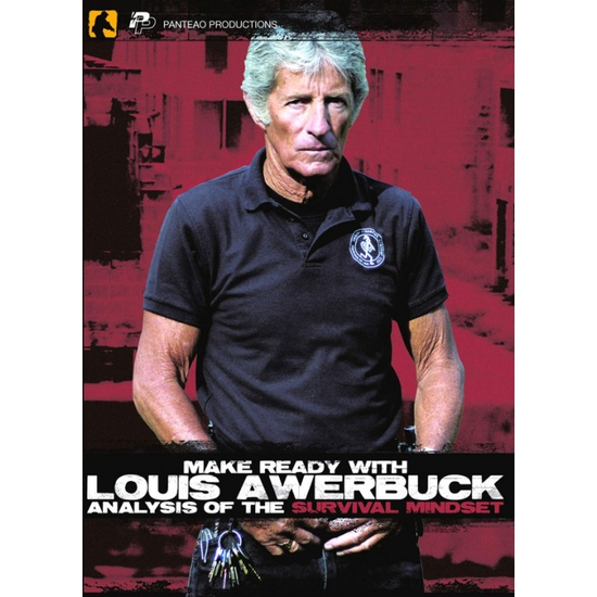 DVD/ Make Ready With Louis Awerbuck: Analysis Of The Survival Mindset