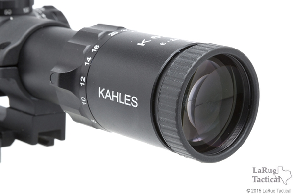 Kahles K624i 6-24x56 Rifle Scope (34mm) with LaRue QD Mount