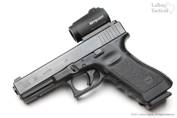 Glock Aimpoint Micro Mount