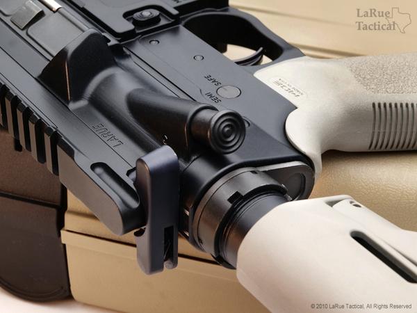 LaRue Tactical OBR 5.56, 16 Inch