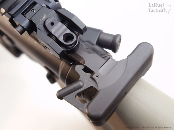 Gas Buster Charging Handle with Big Latch