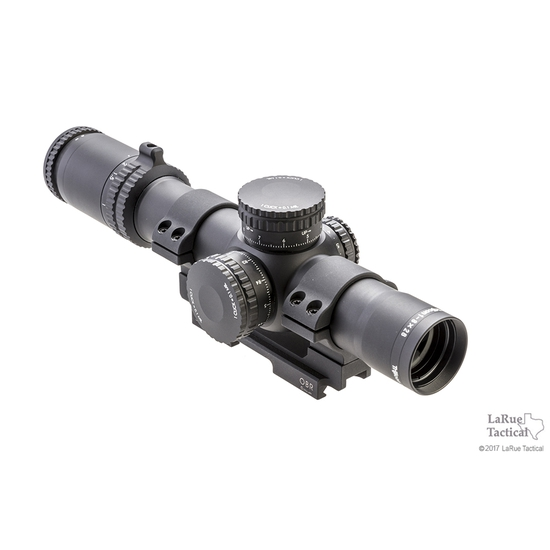 Trijicon AccuPower 1-8x28 Riflescope with LaRue QD Mount