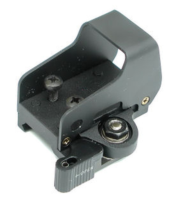 LaRue Tactical Pride Fowler Short QD Mount, LT624