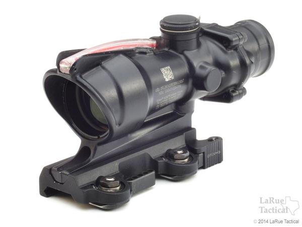 LaRue Tactical ACOG Mount QD LT100