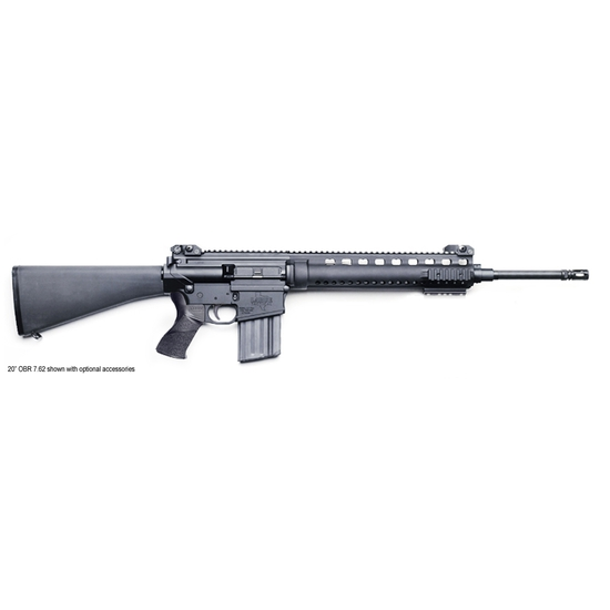 20 Inch LaRue Tactical OBR (Optimized Battle Rifle) Complete 7.62 Rifle