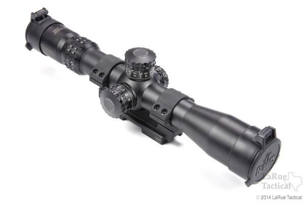 Burris XTR II 2-10x42 Riflescope with G2B Mil-Dot Reticle and LT104 Mount