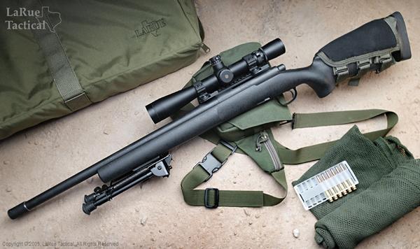 LaRue Tactical Ultra-Low Mount Rings QD, LT719