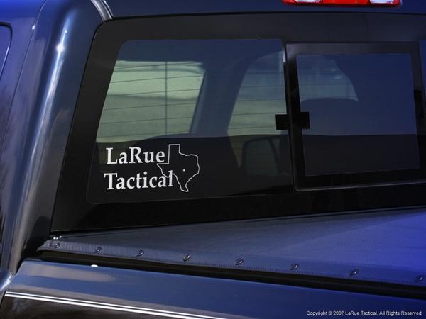 LaRue Tactical Decal/Sticker