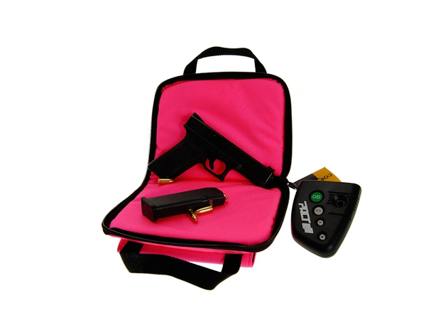 Single Pistol Case WRB-Pink