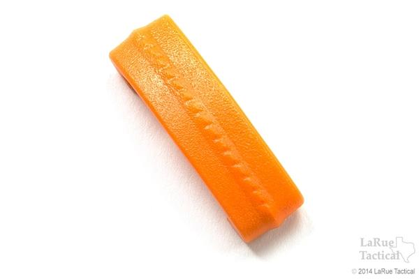 LaRue Tactical HandStop and IndexClip Blaze Orange Combo, 74 Total Piece Set
