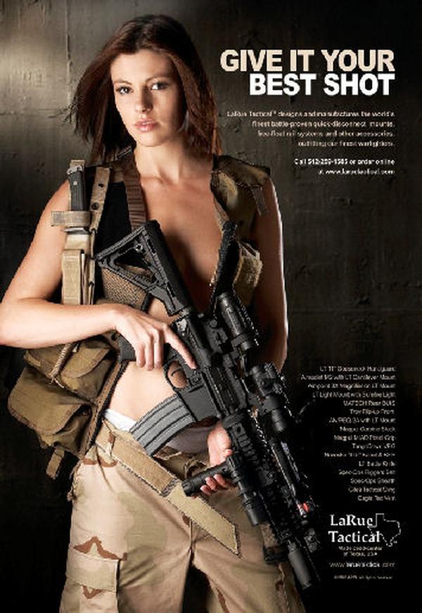 LaRue Tactical GWG Poster LT-Poster1
