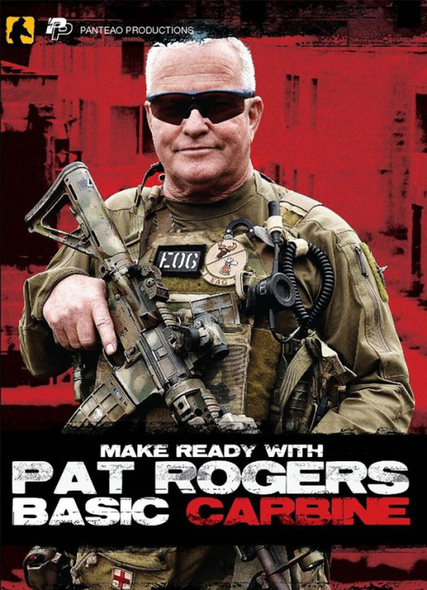 DVD/ Make Ready With Pat Rogers: Basic Carbine